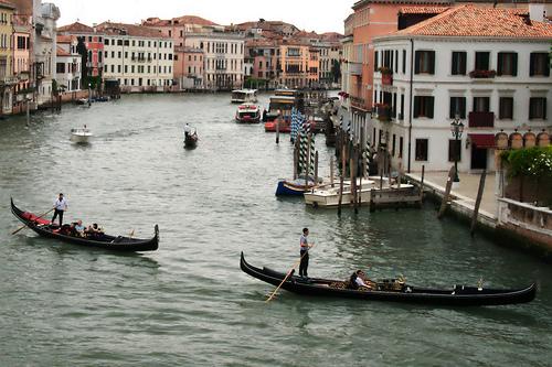 gran canal cruise