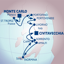 italy ports cruise